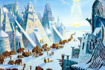 Hiperborea ősi civilizáció nyomai a Kóla félszigeten