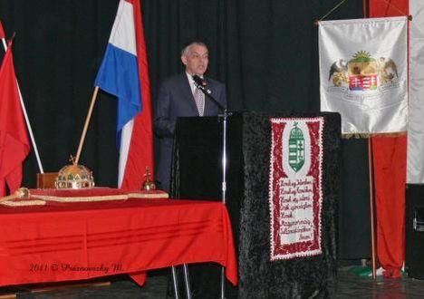 Dr. Ölveczky ügyvéd felszólalása