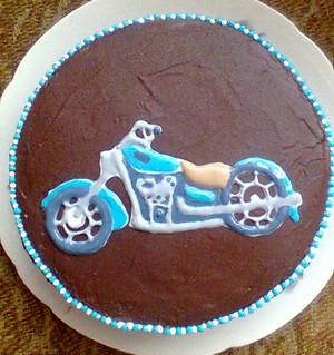 Motoros torta
