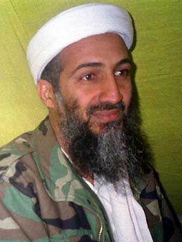 Bin Laden első képe