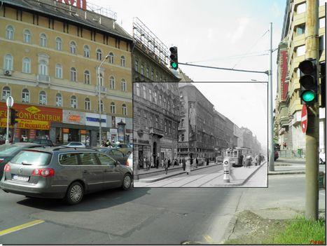 Budapest régen és most.. 2011 be 13