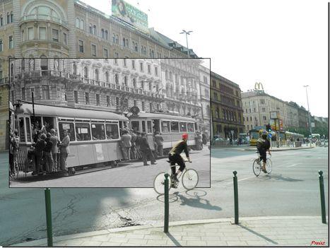 Budapest régen és most.. 2011 be 14