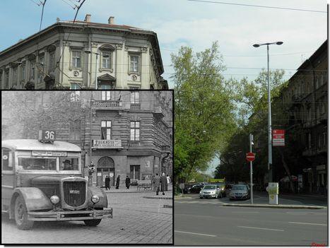 Budapest régen és most.. 2011 be 16