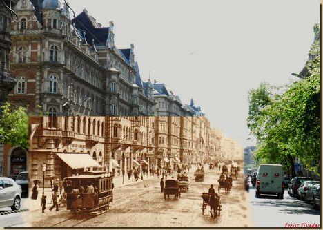 Budapest régen és most.. 2011 be 20