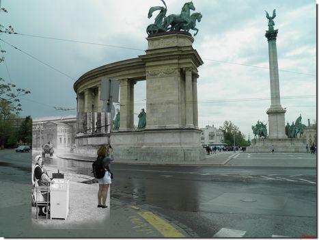 Budapest régen és most.. 2011 be 21