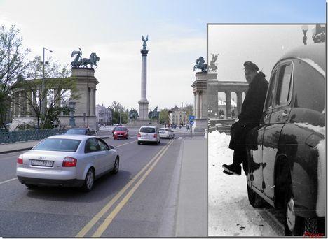 Budapest régen és most.. 2011 be 7