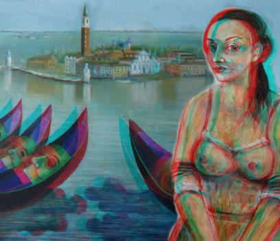 Velencei nö(3D)