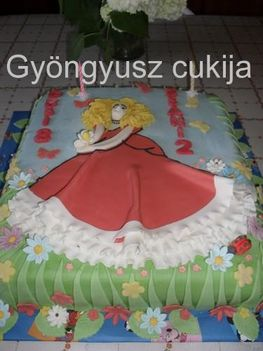 hercegnő torta 3