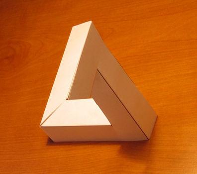 lehetetlen háromszög