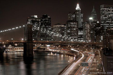 Manhattan déli része