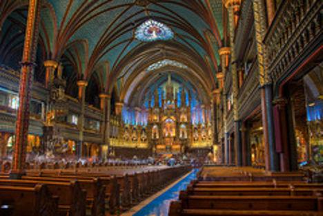 Notre Dame belülről