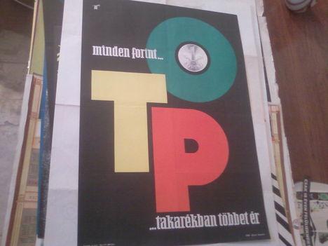 OTP logo az őskorból