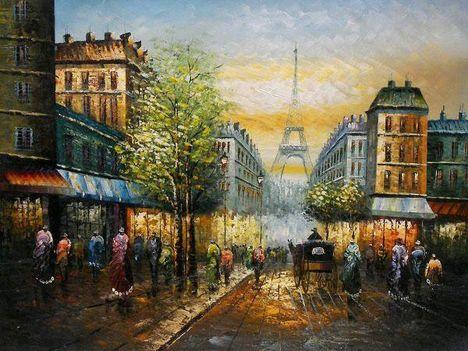 Párizs eső után
