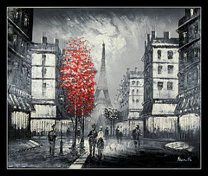 Párizs utcái