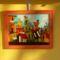 mesevaros uvegfestes glas 30x40 cm