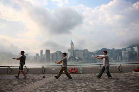 városi testedzők
