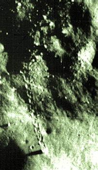 Mozgó objektum a holdon