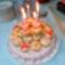 Csajos torta
