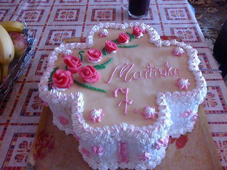 szülinapi torta