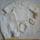 013- Fehér /masnis/  négyrészes együttes és takaró