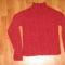 Csavart mintás pulóver