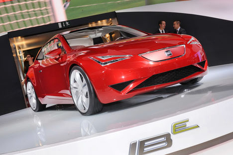 seat ibe concept 2
