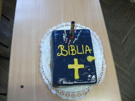 Torta / Biblia /
