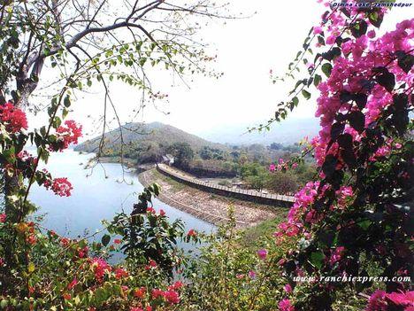 jamshedpur dimna-lake