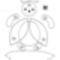Katica sablon 1