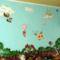 Ezt Lucával a pocakomban festettem a falra-saját kezűleg! :) 1