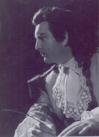Ilosfalvi 1927-2009 Álarcosbál 1964 Riccardo