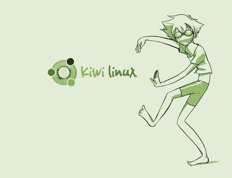 Kiwi (Ed) Linux