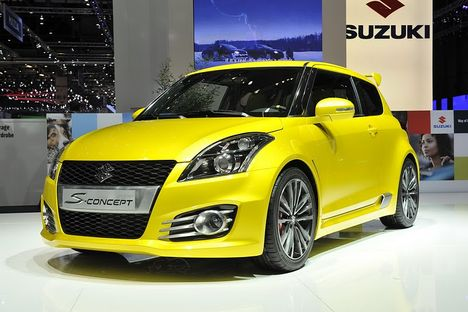 suzuki swift s-concept 2