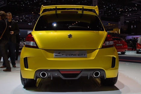 suzuki swift s-concept 3