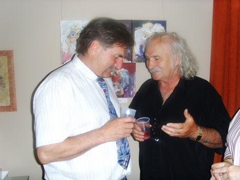Wandraschek Ferenc és Varga György