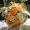 Ballagási csokor narancsos-csokiszappannal