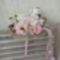 Halvány rózsaszín orchidea csokor 2