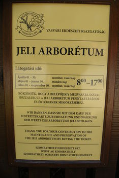 Jeli arborétum 8