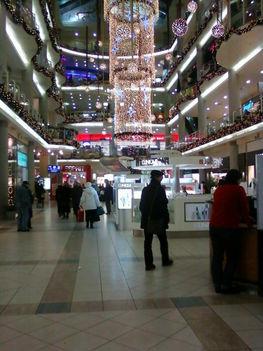 A Mammut bevásárlóközpont Budapest
