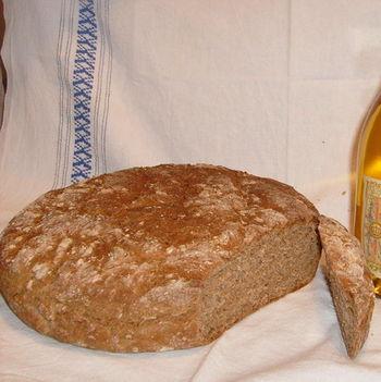 bio kenyér házilag