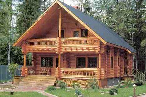 fa házak 12