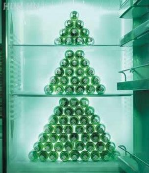 karácsonyi hűtő