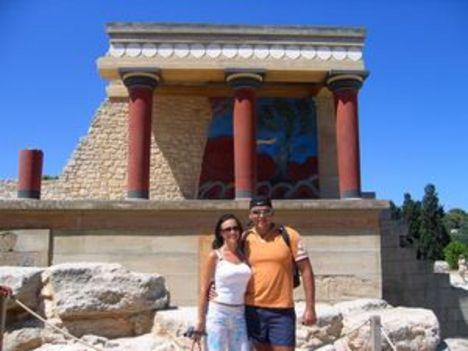 Kréta, Knossos