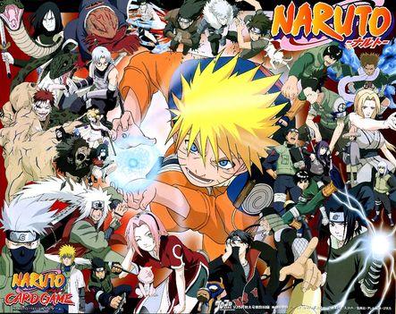 Naruto szereplők