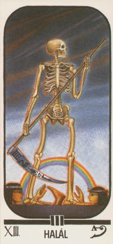 XIII. Halál