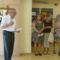 Ligeti Zsuzsa és gyermekei kiállítás megnyitója 2011 június 8-án