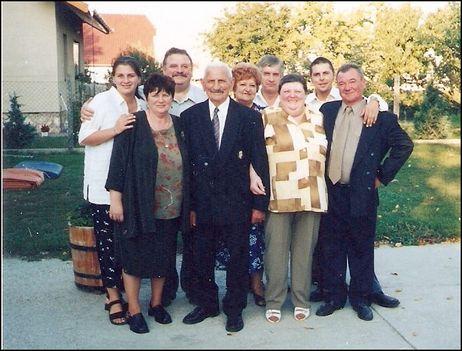 Molnár József és családja15