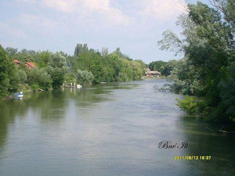 Halászi, Mosoni -Duna strand