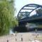 Halászi, Mosoni-Duna híd