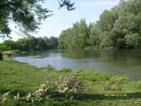 Mosoni- Duna, Mosonmagyaróvár